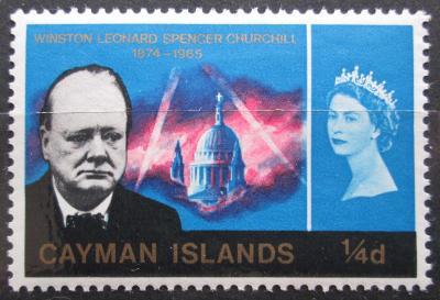 Kajmanské ostrovy 1966 Winston Churchill Mi# 177 1109