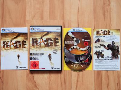 Rage Anarchy Edition PC-DVD