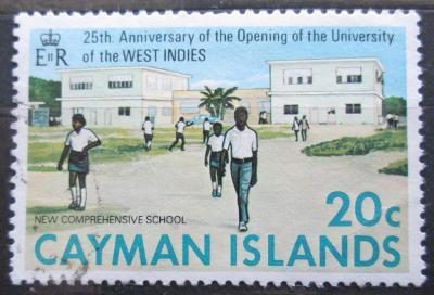 Kajmanské ostrovy 1974 Západoindická univerzita Mi# 328 1112