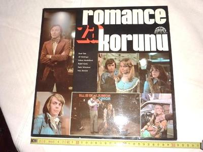 KAREL GOTT ... LP deska .. vinyl.. pěkný stav 99% ...   SBÍRKOVÝ STAV
