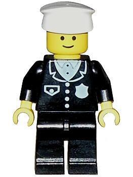 LEGO figurka policista
