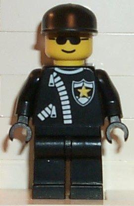 LEGO figurka policista - Hračky