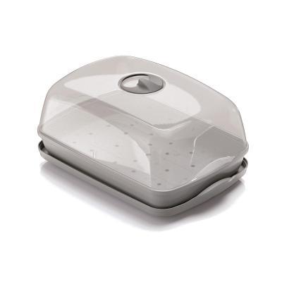 Skleníkový stůl Respana Skleník DREH400P-405U  - šedá