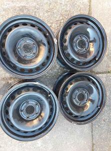 Plechové disky 15 plechové disky 6,5 J x 15 ET 43