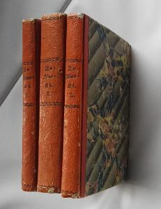 krásné staré knihy   / roku 1827 /  kompletní