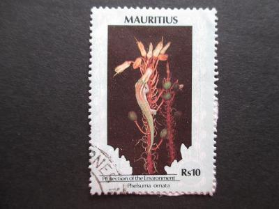 Britská kolonie:    MAURITIUS        Mi - 682