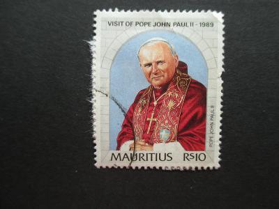 Britská kolonie:    MAURITIUS        Mi - 691