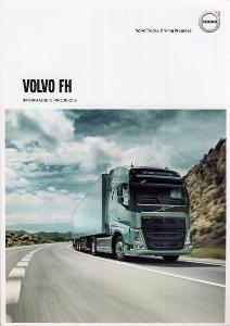Volvo Trucks FH prospekt model 2019 PL