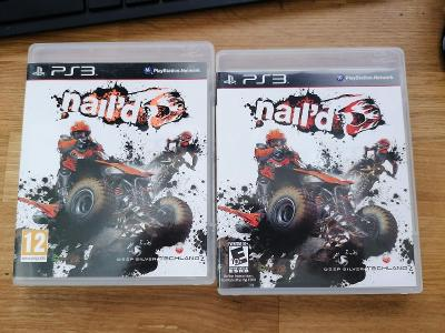 PS3 - NAIL'D - NAILD  - SONY Playstation 3