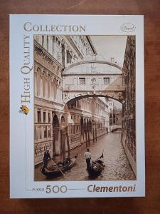 Puzzle Clementoni Art. 35005 Venezia 500 dílků