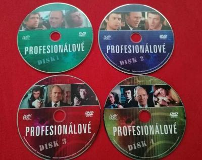 Profesionálové 20x DVD