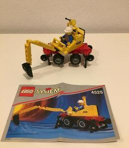 Lego 4525 City/System, Železniční bagr z 90 let