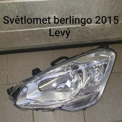 Díly Citroën - Světlo Berlingo