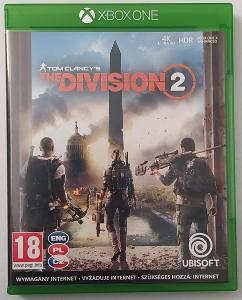 Tom Clancy's the division 2 Xbox one cz