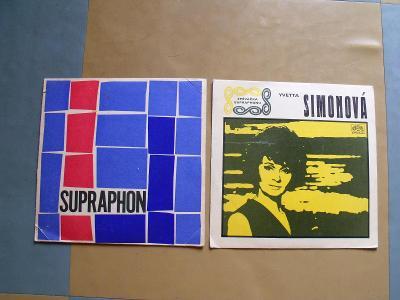 LP desky 2 kusy