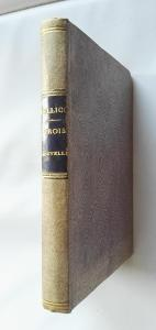 Francouzská kniha v perfektním stavu z roku 1835/ první vydání !!!