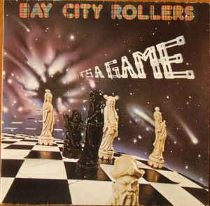 Bay City Rollers – It's A Game Label: Arista – 1C 064-99 131 Fo– NM
