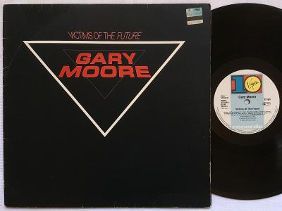 Gary Moore Victims Of The Future VG LP
