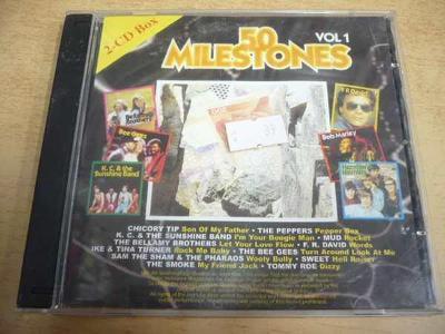 2 CD-SET: 50 Milestones Vol.1