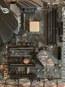 Asus ROG STRIX B450-F GAMING + Ryzen 2700