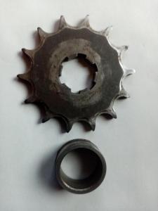 Jawa pionýr 20, 21,23 originál 14ti zubové, řetězové kolo