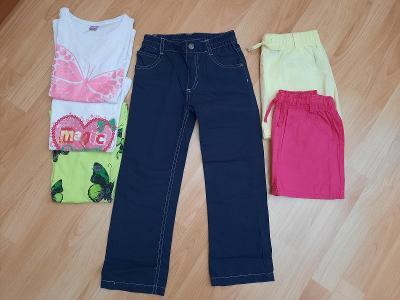 Set dívčího oblečení, vel. 116