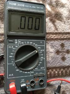 Multimetr digitální YDM 300B