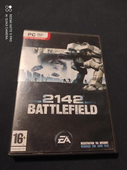 Battlefield 2142 PC dvd - Hry