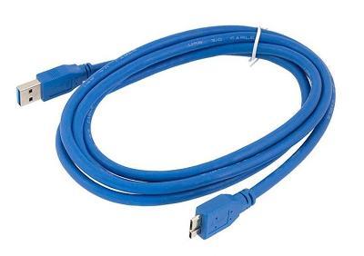 KP8 KABEL USB 3.0 A NA MICRO B 1,8M PRODLUŽOVACÍ KABEL