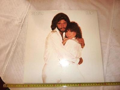 STREISAND  ..   LP deska .. vinyl .. pěkný stav 99%