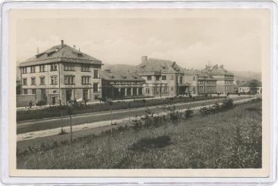 Česká Třebová nádraží  Ústí nad Orlicí 3058