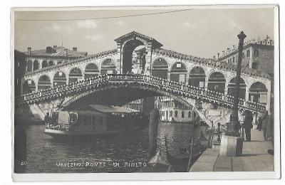 Pohlednice, Itálie, Benátky, MF, 84/51