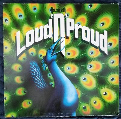LP NAZARETH - Loud n Proud
