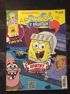 Časopis SpongeBob v kalhotách - 5/2012