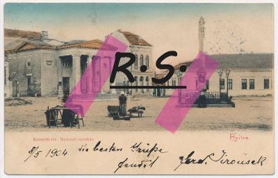 Nitra 1904 , /4629/