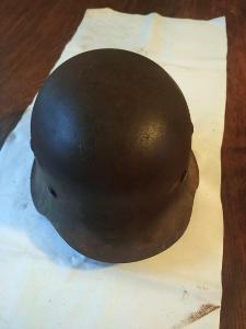 Německá Helma zelená -Rarita