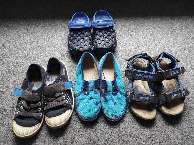 Chlapecké boty na léto vel 28