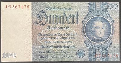 100 RM 1935 - Platná na části území ČR