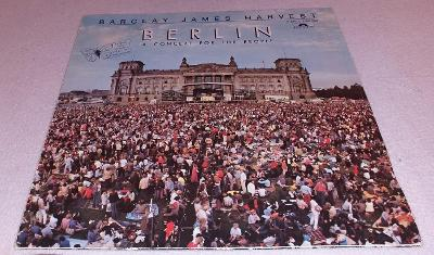 LP Barclay James Harvest - Berlin - A Concert For The People