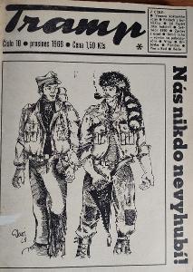 Tramp  1698, 1969, 1970