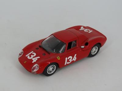 Ferrari 250 LeMans Model BOX 1:43 Bez obalu