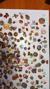 sbirka odznaku