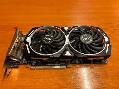 MSI Radeon RX 570 ARMOR 4G OC (záruka)