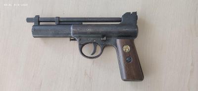 Vzduchovka -pistole WEBLEY MK1