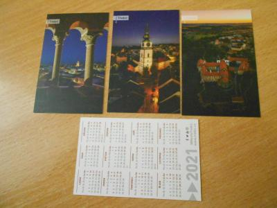 3ks kalendářík