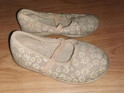 boty bačkory  cvičky    vel 25
