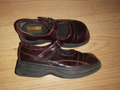 FARE boty střevíce vel 25