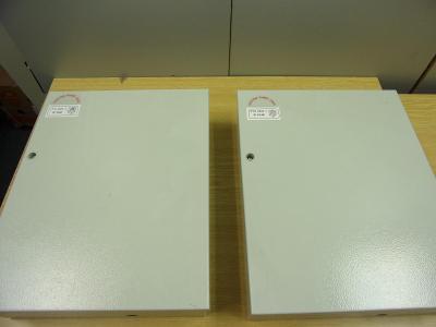 Elektro rozvodná skříňka 2ks, zabezpečovací systém, Elektronreg RHMS