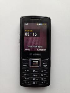 Prodám Samsung C5212 + Samsung E1100 od 1 Kč