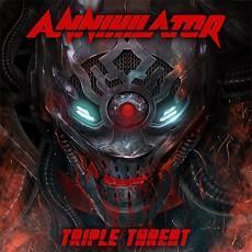 ANNIHILATOR - TRIPLE THREAT    2CD